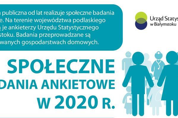 Społeczne badania ankietowe w 2020 roku