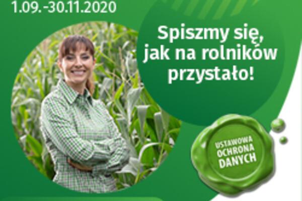 SAMOSPIS W POWSZECHNYM SPISIE ROLNYM 2020