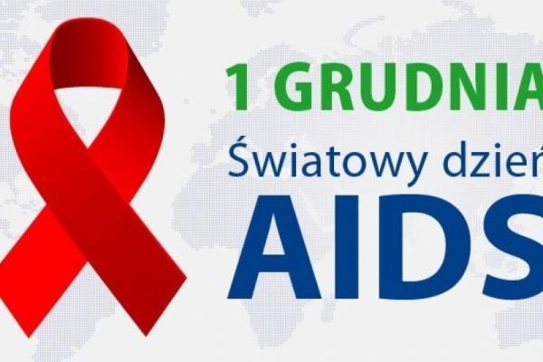 Światowy Dzień AIDS – 1 grudnia 2018 r.