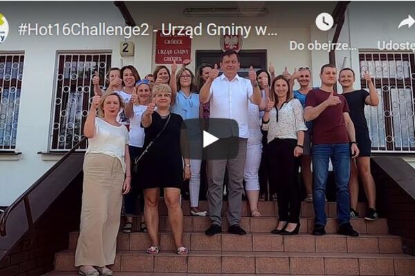 #Hot16Challenge2 - Urząd Gminy w Gródku